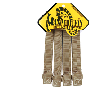 MAXPEDITION 5″ TACTIE pritrdilni molle trak