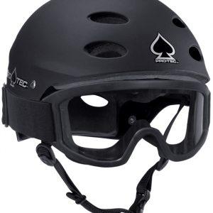 PROTEC TACTICAL HALF CUT MATTE čelada