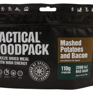 TACTICAL FOODPACK – MASHED POTATOES WITH BACON MRE hrana