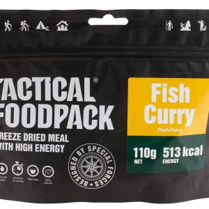 TACTICAL FOODPACK – FISH CURRY MRE hrana