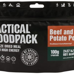TACTICAL FOODPACK – BEEF POTATO POT MRE hrana
