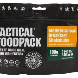 TACTICAL FOODPACK – MEDITERRANEAN BREAKFAST SHAKSHUKA MRE hrana
